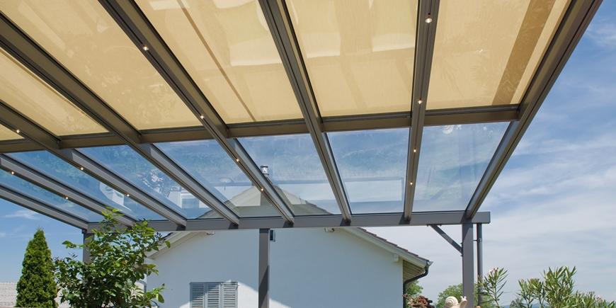 стеклянная крыша для террасы фото дому